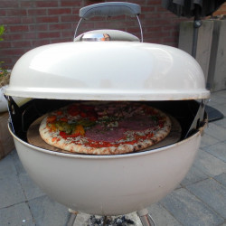 pizza steen 33 cm