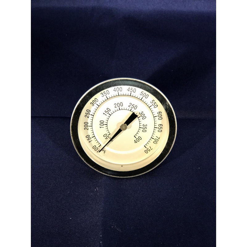 grote inbouw thermometer